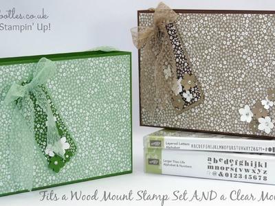 Super Huge Bag for Stampin' Up! Wood & Clear Mount Stamp Sets