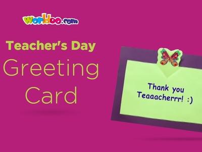 Worldoo - Teacher's Day Greeting Card
