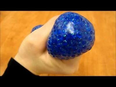Bead Stress Ball