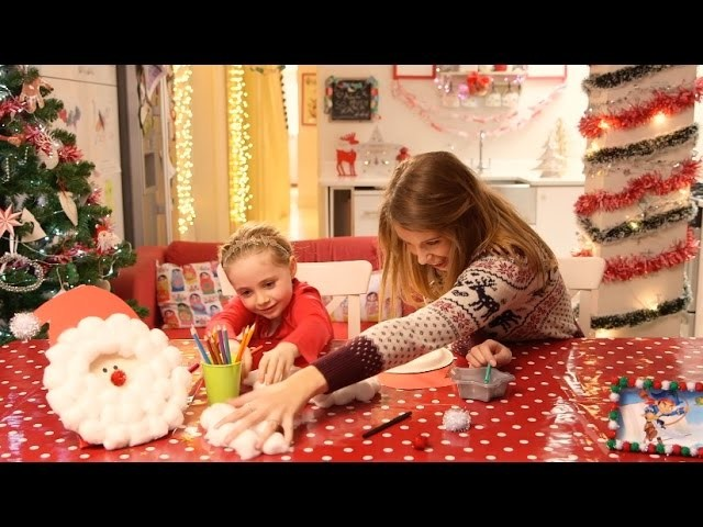 Christmas Decoration Tutorial  | Jake and the Never Land Pirates | Disney Junior UK
