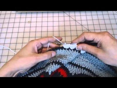 Cluster V stitch tutorial