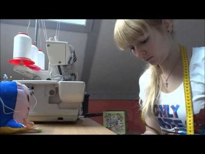 Cosplay Progress - Diabolik Lovers ~ Yui -  Part 1