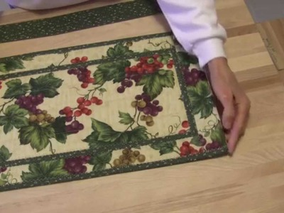 EASY and FAST Quilt Binding
