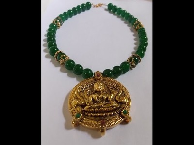 How to make indian antique(vintage) beaded jewelry slideshow