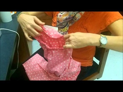 Nicholson How to make pajama pants   Part IV B Casing