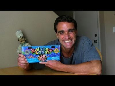 Rainbow Loom Bracelet Bully Unboxing! || Toy Reviews || Konas2002