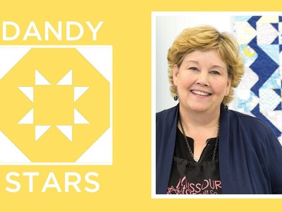 The Dandy Stars Quilt