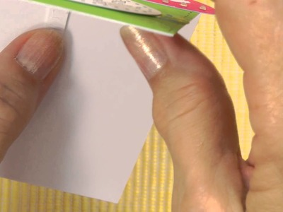 How to Make a Pop-up in a Card Project