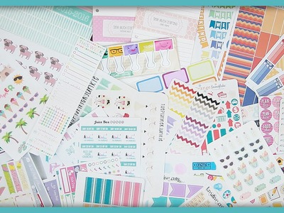 My 15 Favorite Etsy Shops. For Planner Stickers & Supplies!