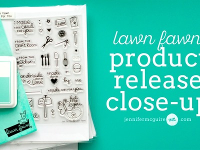Product Release Close-Up: Lawn Fawn