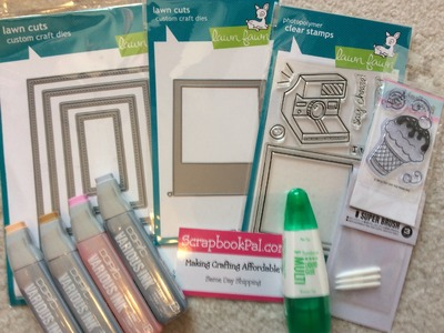 Scrapbooking & Cardmaking Die and Copic Haul from Scrapbookpal.com