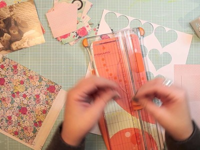 "Scrapbooking Process Video 8.5x11 Layout Layout "". Sweet sweet love. """