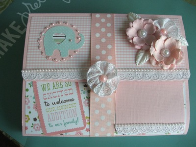 TUTORIAL BABY FOLIO  as requested ☺