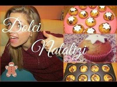 DIY Holiday Treat Recipes | Muffin Natalizi ♥