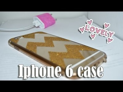 DIY iPhone 6 case | Funda personalizada para tu móvil | Maffy