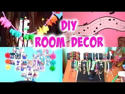DIY ROOM DECOR!-Tumblr inspired❤️