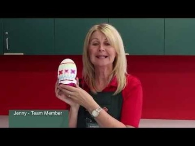 How To Decorate Easter Eggs - DIY At Bunnings