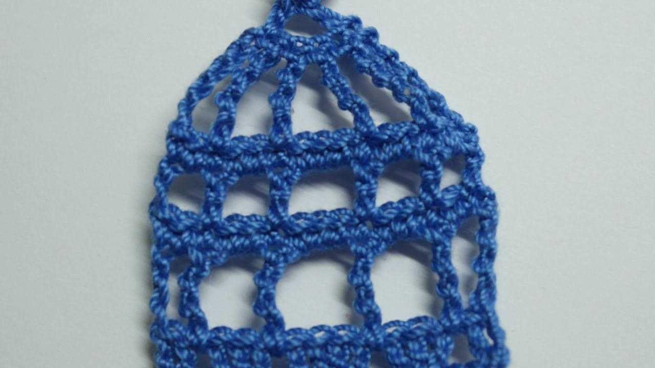 Make a Crocheted Application Birdcage - DIY Crafts - Guidecentral