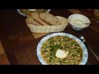 Make Cold Summer Soup Okroshka - DIY Food & Drinks - Guidecentral