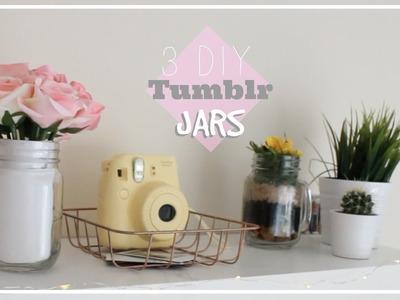 3 TUMBLR JAR DIYS | LifewithChloe