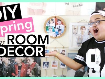 DIY KPOP Spring Room Decor (EXO, BTS,etc.) | KPOPAMOO