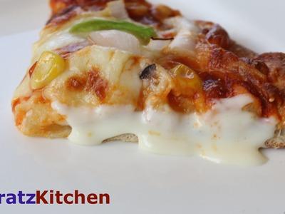 DOMINOS CHEESE BURST PIZZA - PART 1  cheese burst pizza homemade  