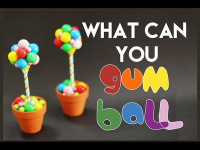 GUMBALL TREATS Emojis, Jewellery & More | WHAT Can You GUM BALL!!?