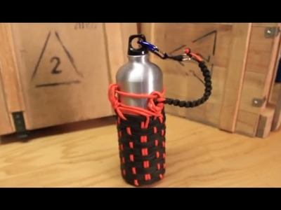 Paracord Can Koozie