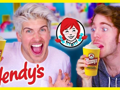 VEGAN WENDY'S FROSTY DIY w.SHANE