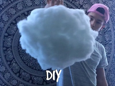 DIY Cloud Room Decor