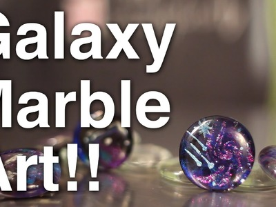 Galaxy Marble Art!! + Bow Tie Winners!!