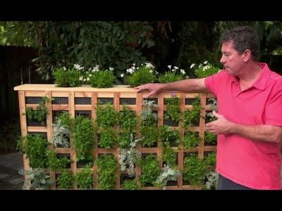 How to Build a Moveable Living Garden Wall with Jim Cunneen