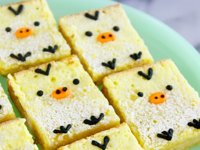 How to Make Kiiroitori Lemon Bars!