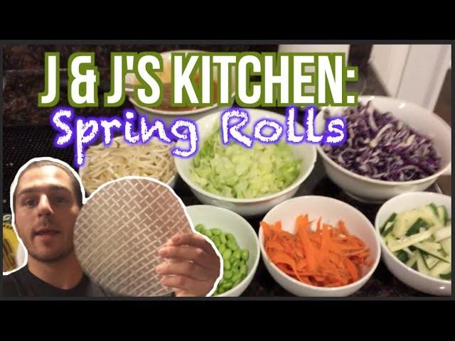 J&J's Kitchen: Spring Rolls