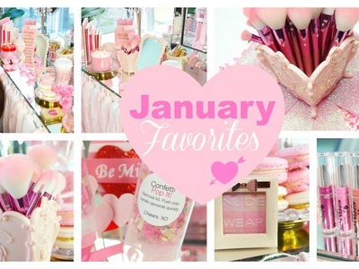 January Favorites 2015- Beauty, Makeup, Lifestyle and Stationary
