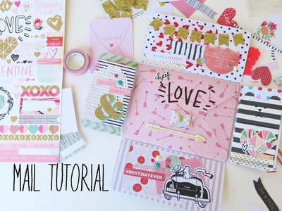 Mail Tutorial - Valentines Theme