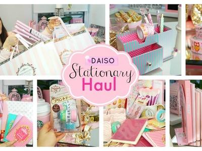Stationary and Planner Haul - 2015 SLMissGlam♥♥