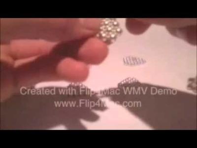 How to constuct a nanodot diamond