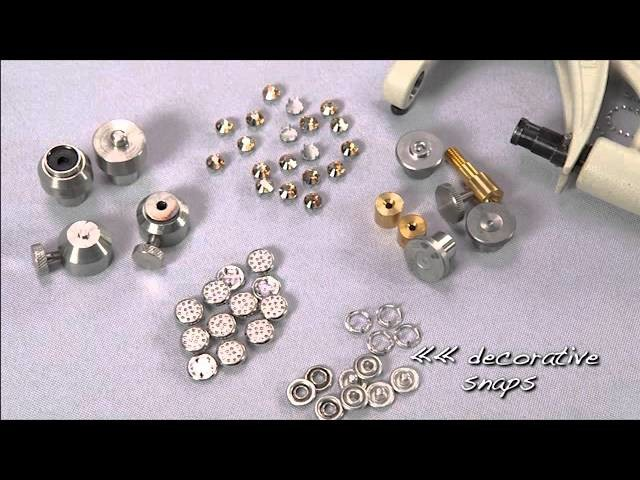 How to Use the Crystal Applicator™ Tool and Rivets