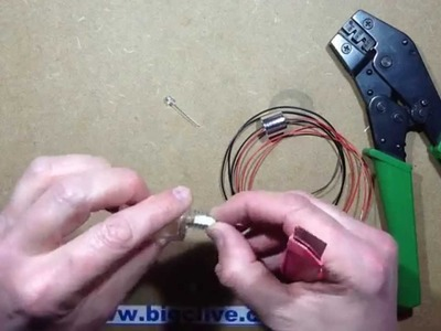 Make a custom decorative glass LED pendant light.