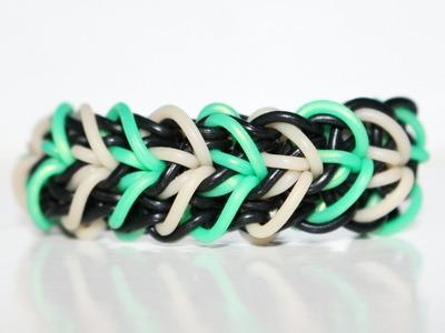 Celestia bracelet tutorial | loom
