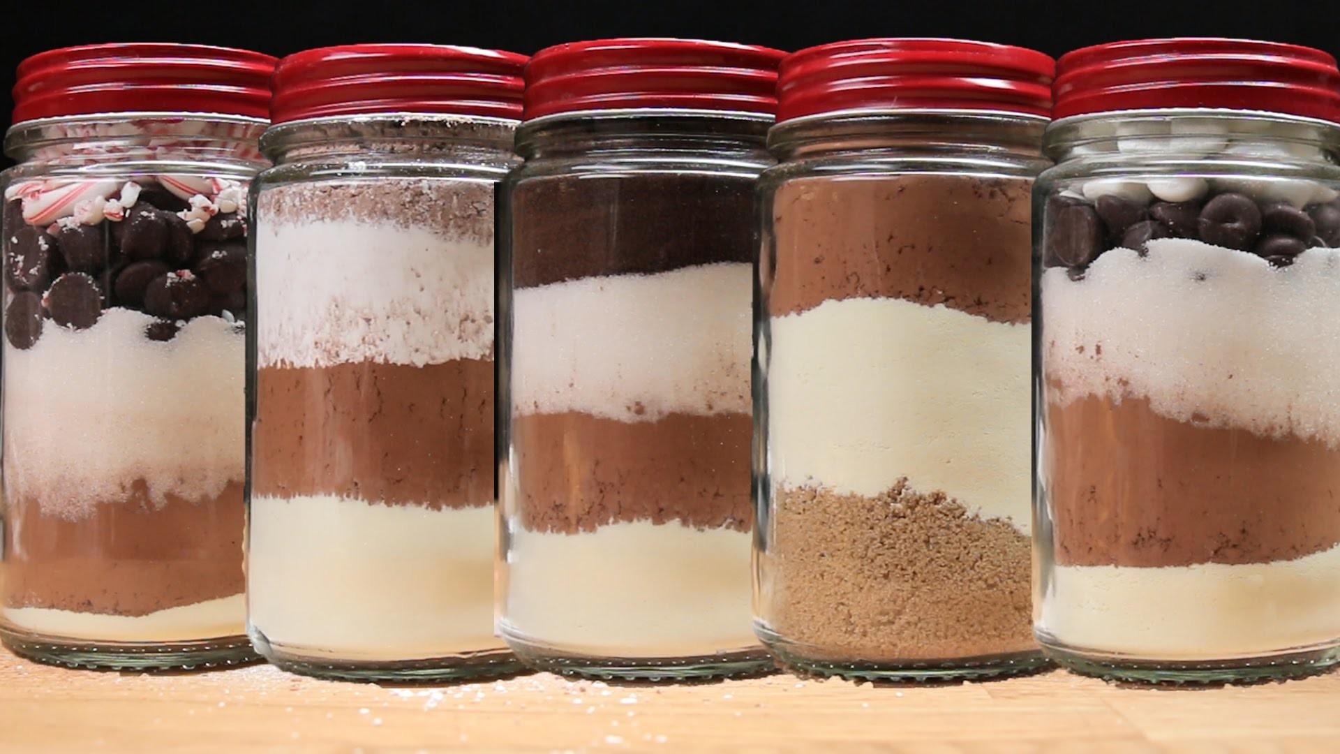 Hot Chocolate Holiday Mixes