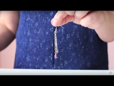 Jewelry 101: How To Make Beaded Earrings