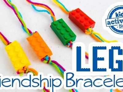 LEGO Bracelets for Kids