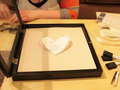 Marlene's DIY Wedding Gift