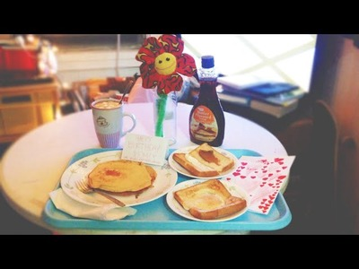 Mom's Birthday Breakfast in Bed | Vlog 1 | ShayBrit