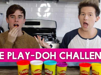 The Play-Doh Challenge