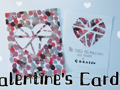 Valentine's Card. Handmade gifts for boyfriend and girlfriend