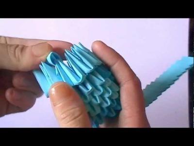 3D origami: Stitch part 1 of 3