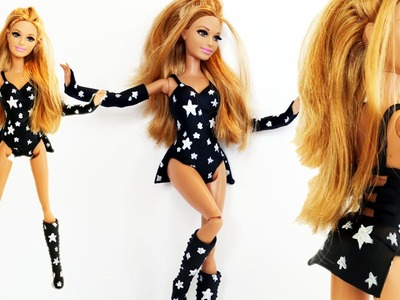 Ariana Grande - Focus - Play Doh Inspired Star Costume